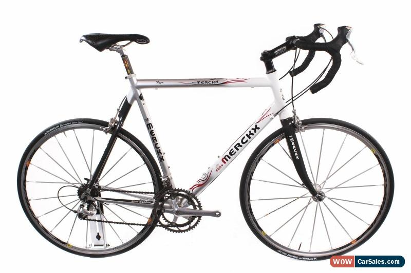 Used 2003 Eddy Merckx Fuga 58cm Aluminum Carbon Road Bike Dura Ace 9 Speed For Sale In United States