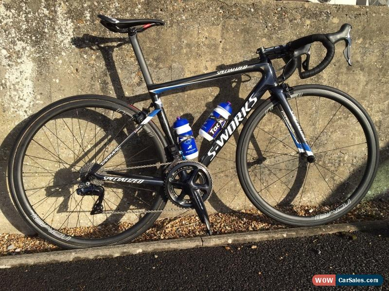 Team Issue Alaphilippe Specialized S Works Tarmac Sl6 Quickstep Tour De France For Sale In United Kingdom