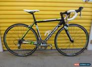 ROADBIKE CANNONDALE CAAD 8.TIAGRA GROUP.SUPERLIGHT/FAST HARDLY USED.AWESOME.49 for Sale