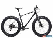 """2014 Borealis Yampa Fat Bike Large 26"""" Carbon SRAM 2x10 Speed for Sale"""