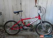 Dyno VFR Bmx Bicycle for Sale