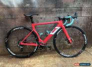 3T Strada Force 1 HRD 1 x 11 Carbon Road Bicycle Size Small for Sale