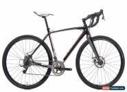2013 Specialized CruX Elite Disc Cyclocross Bike 52cm Alloy SRAM Apex 10s for Sale