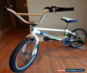 Classic Haro Master BMX 25th Anniversary edition signed by Bob Haro! One of 250!! for Sale