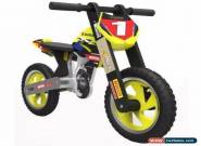 "Kiddimoto ""Matt Moss"" Signed Suzuki Balance Bike for Sale"