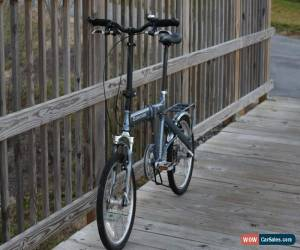Classic Downtube 9 Front Suspension Folding Bike for Sale