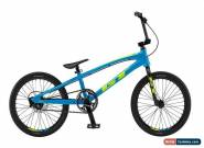 GT 2019 Speed Series Pro XXL BMX Race Bike Cyan for Sale