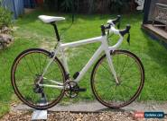 Cannondale Supersix Evo Carbon Road Bike shimano ultegra di2 11 speed Mavic rsys for Sale
