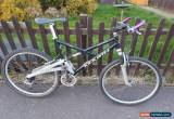 "Classic Marin Rift Zone 1997 19"" aluminium frame dual suspension mountain bike cycle  for Sale"