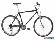 "USED 1993 Gary Fisher Hoo Koo E Koo 19"" Steel Hardtail Mountain Bike 3x7 Speed for Sale"