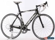 USED 2008 Cervelo SLC-SL 54cm Carbon Road Bike Sram Red 2x10 Speed Black for Sale