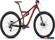 2015 Specialized Camber Comp EVO 29 Large Full Suspension MTB NEW for Sale