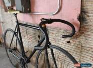 53CM Cinelli Black Friar w/chris king headset, phil wood hubs, paul cranks for Sale