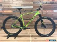 Custom 2018 Orbea Alma M30 Single Speed 29er - Carbon Frame Cranks Wheels - XL for Sale