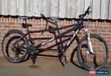 Classic Ex-Hire Massi Mountain Bike / MTB / Off-Road Tandem - Rockshox Fork / Disc Brake for Sale