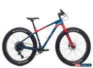 "2019 Salsa Beargrease Carbon Fat Mountain Bike Medium 27.5"" SRAM NX Eagle 12s for Sale"