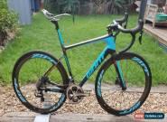 Giant Defy SL0 Carbon Road Bike Dura Ace 9070 di2 Zipp 303 for Sale