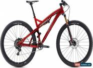"Breezer Supercell LTD 29"" MTB FULL SUSPENSION Dark Red (2017)-Size 17"" (S)Small for Sale"