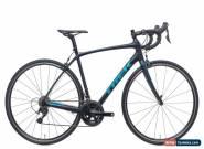 2018 Trek Domane SL5 Road Bike 54cm Medium Carbon Shimano 105 Bontragrer for Sale