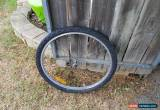 Classic Mountain Bike Front Wheel with Tyre 26 Inch  for Sale