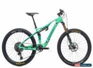 "2018 Orbea Occam AM M10 Mountain Bike Small 27.5"" Carbon SRAM GX Eagle 12s Fox for Sale"