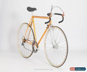 Classic 55cm Lightweight Steel French Classic Racing Bike - VTG L'Eroica Steel Bicycle for Sale