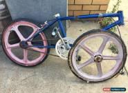 Old School Bmx Bike Supermax Skyway Takagi 20 Inch for Sale