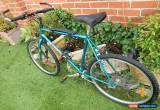 Classic MTB Mountain Bike Hardly Used CRO-MO frame and alloy wheels SANTOUR 21 gears  for Sale
