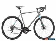 2018 Niner RLT 9 Steel 3-Star Gravel Bike 56cm Large SRAM Rival Stan's Grail for Sale