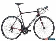 2010 Focus Cayo Road Bike 58cm Carbon SRAM Red 2x10 Axis 2.0 for Sale