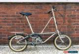 Classic Dahon California III folding bicycle stainless steel all original parts stowaway for Sale