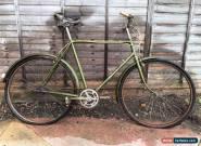 Vintage Hercules Balmoral men bike 1977 for Sale