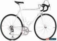 USED Vintage Benotto 53cm Lugged Steel Road Bike 2x7 Speed Suntour Cyclone for Sale