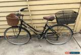 Classic Retro Ladies Beach Basket Holland Vintage cruiser bike for Sale