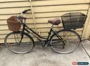 Retro Ladies Beach Basket Holland Vintage cruiser bike for Sale