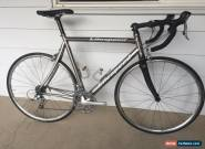 Litespeed Vortex Titanium Road Bike 57cm Full Ultegra Triple Thomson Post Ti for Sale