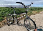 Mongoose Villain 1997 Midschool Bmx All Original Old School Bmx Mongoose for Sale