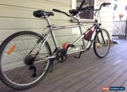 apollo tandem bicycle. for Sale