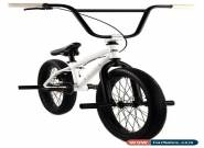 "Elite 20"" BMX Stealth Bicycle Freestyle Bike White NEW 2019 for Sale"