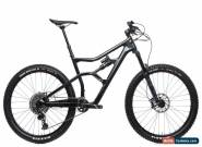 "2019 Cannondale Trigger 2 Mountain Bike Large 27.5"" Carbon SRAM X01 Eagle Fox for Sale"