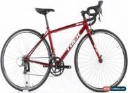 USED 2015 Trek 1.1 47cm Aluminum Road Bike 2x8 Speed Shimano Claris Red for Sale