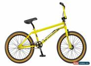 GT 2019 Pro Performer Retro Old School BMX Bike Eddie Fiola Yellow for Sale