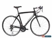USED 2012 Orbea Orca 54cm Carbon Road Bike 2x10 Speed Shimano Ultegra Black for Sale