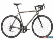 Dean Custom Road Bike 55cm Medium Titanium Shimano Dura-Ace 10 Speed for Sale