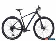 2017 Specialized Epic Hardtail Mountain Bike Medium 29 Aluminum Shimano SLX 11s for Sale