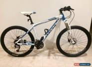 Tropix Mariano MTB Bike- Shimano Altus 27 Speeds White Blue for Sale
