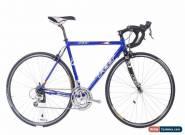 USED 2003 Felt F4R 54cm Aluminum Road Bike 3x9 Speed Shimano Ultegra Blue for Sale