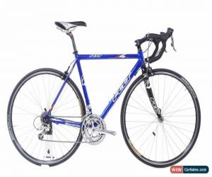 Classic USED 2003 Felt F4R 54cm Aluminum Road Bike 3x9 Speed Shimano Ultegra Blue for Sale