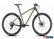 "NEW 2016 Niner AIR 9 Carbon 3 Star SM 16"" XT 2x11 Speed Mountain Bike Green for Sale"