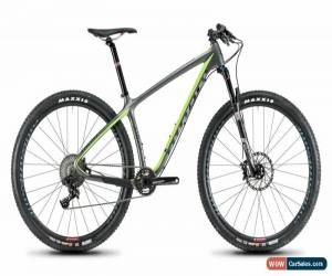 "Classic NEW 2016 Niner AIR 9 Carbon 3 Star SM 16"" XT 2x11 Speed Mountain Bike Green for Sale"